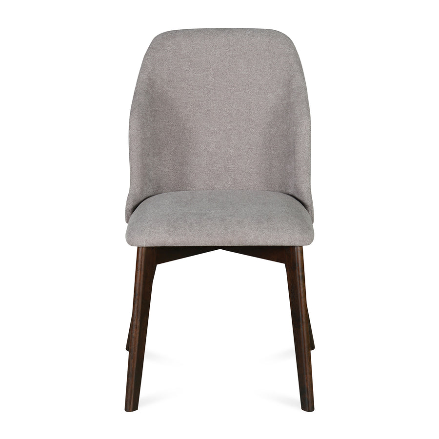Lawrence Arm Chair (Grey)