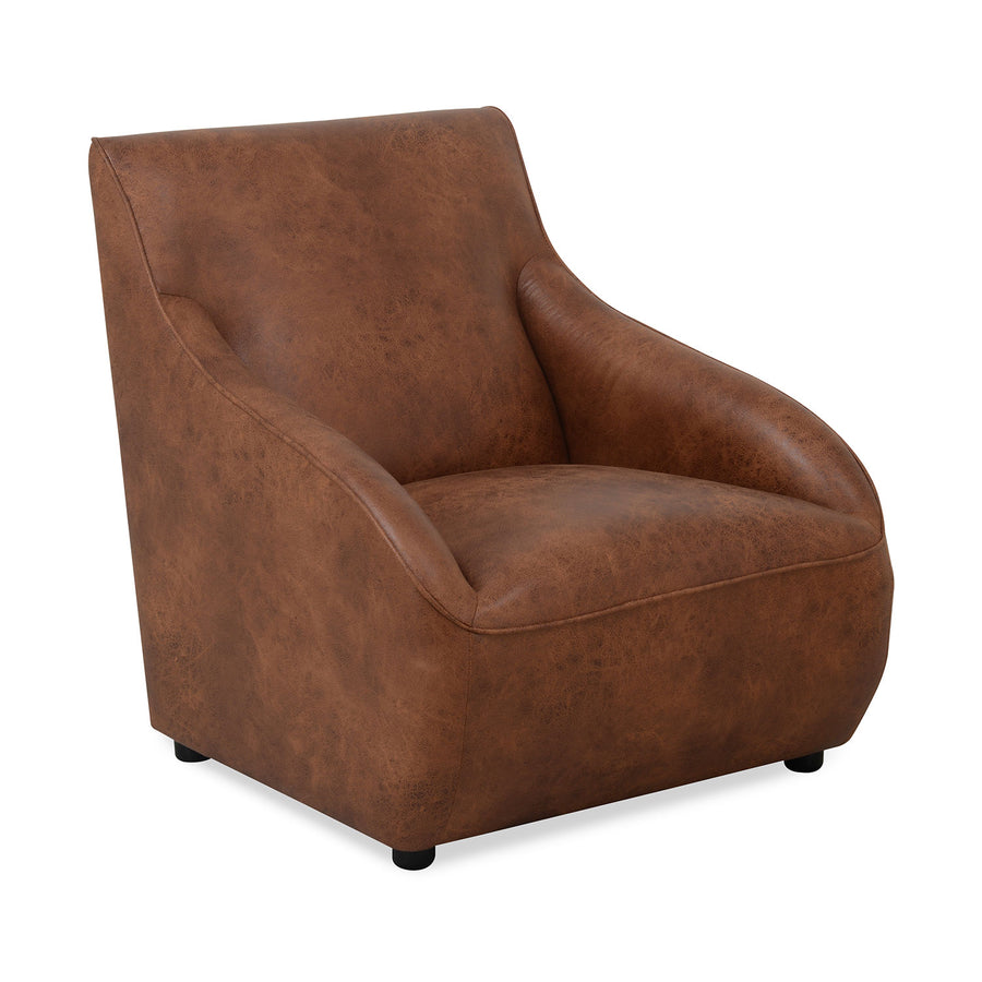 Beirut Lounge Chair (Brown)