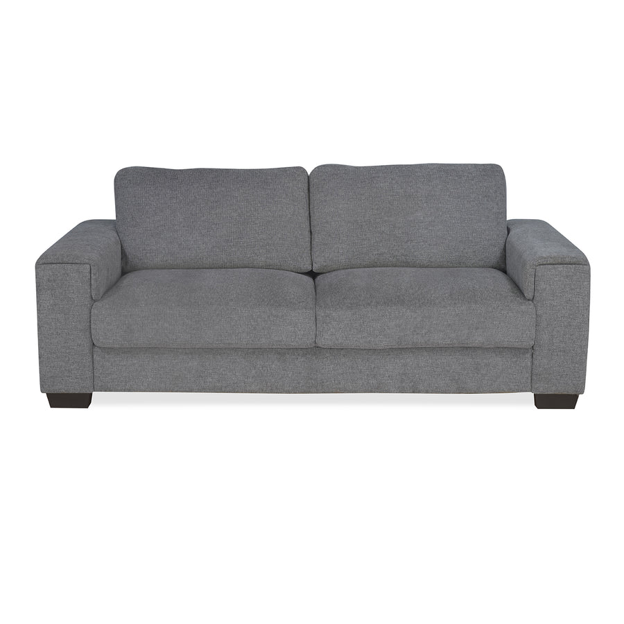 Leah 3 Seater Sofa (Grey)