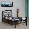 Golf Single Bed (Black)