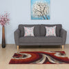 Livia 3 Seater Sofa (Grey)