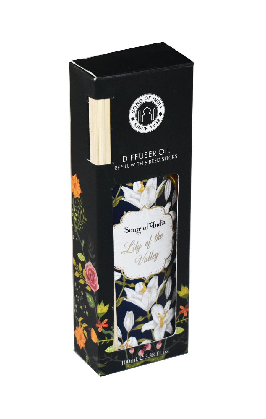 Song of India 100 ml Lily of the Valley Little Pleasures Diffuser Oil