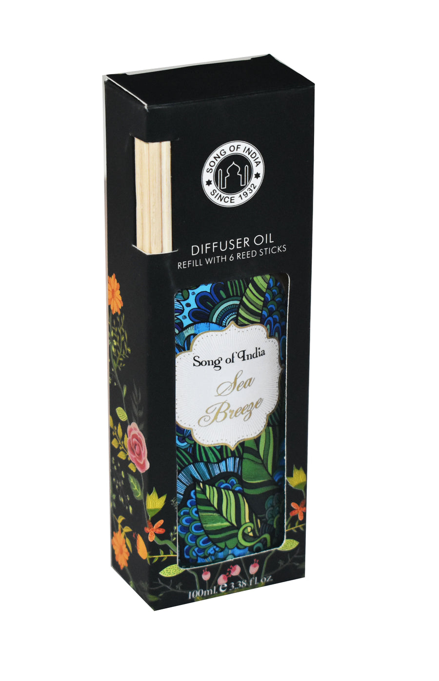 Song of India 100 ml Sea Breeze Little Pleasures Diffuser Oil