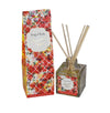 Song of India 100 ml Lemongrass Ginger Reed Diffuser in Glass Jar with 6 Sticks for Home Fragrance