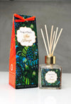 Song of India 100 ml Sea Breeze Reed Diffuser Glass Jar Home Fragrance