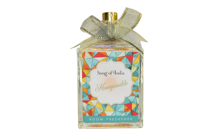 Song of India 100 ml Honeysuckle Air Freshener Room Spray Home Fragrance