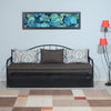 Sniper Sofa cum Bed (Black)