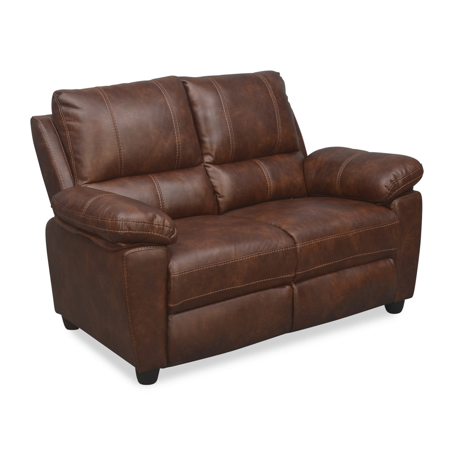 Marshall 2 Seater Sofa (Brown)
