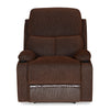 Matt 1 Seater Manual Recliner (Cocoa)