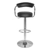 Mendis Bar Stool  (Black)