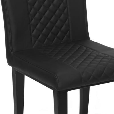 Mickle Dining Chair (Black)