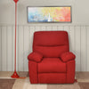 Midas 1 Seater Manual Recliner (Red)