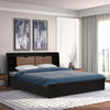 Riva King Bed (Wenge)