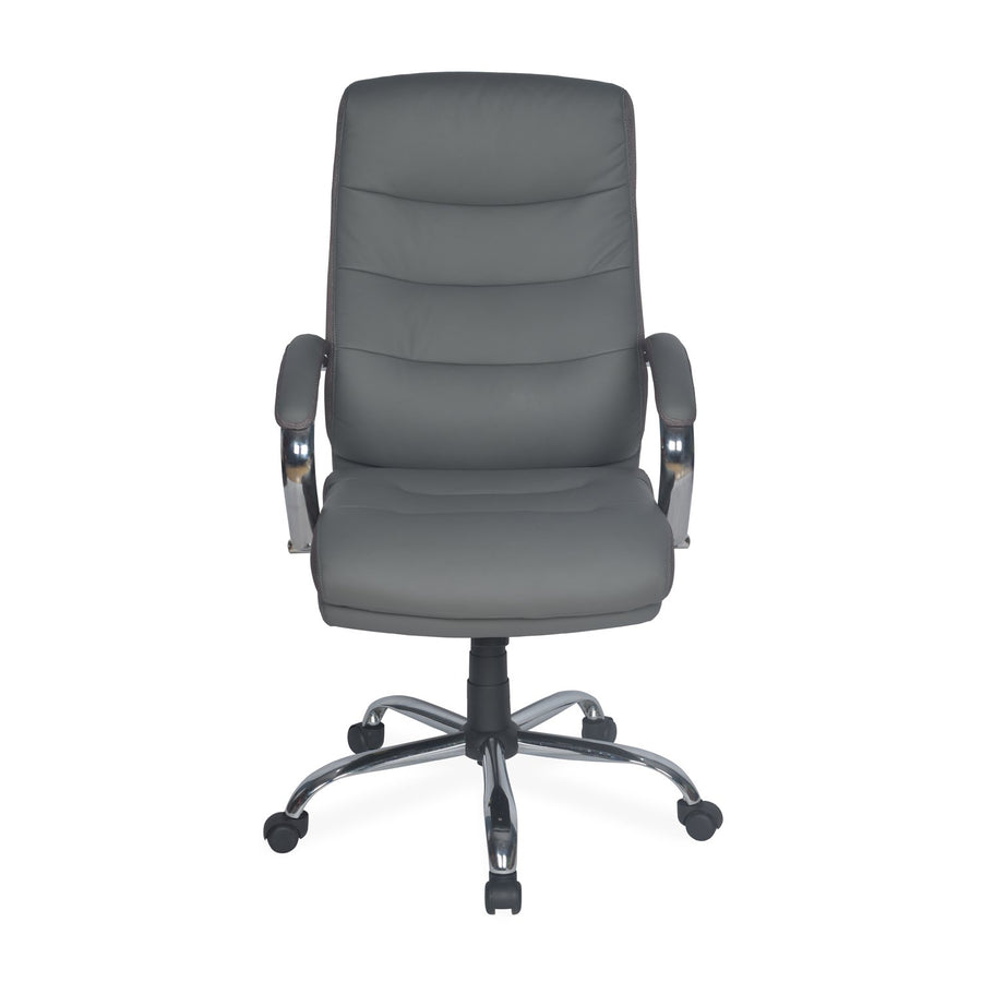 Neal High Back Office Chair (Grey)