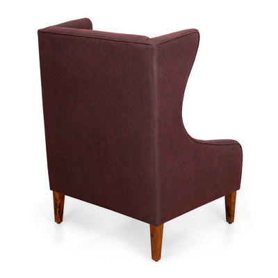 Newington Arm Chair (Maroon)