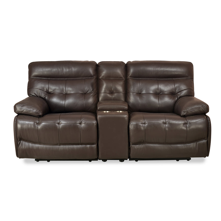 Nexa Home Theater Electric Recliner (Brown)