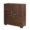 Nicholas Storage Cabinet (Dark Walnut)