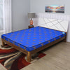 @home Floatel Queen Bed 4 Inch Foam Mattress (Blue)