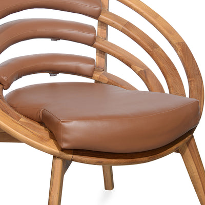 Oreti Occasional Chair (Brown)