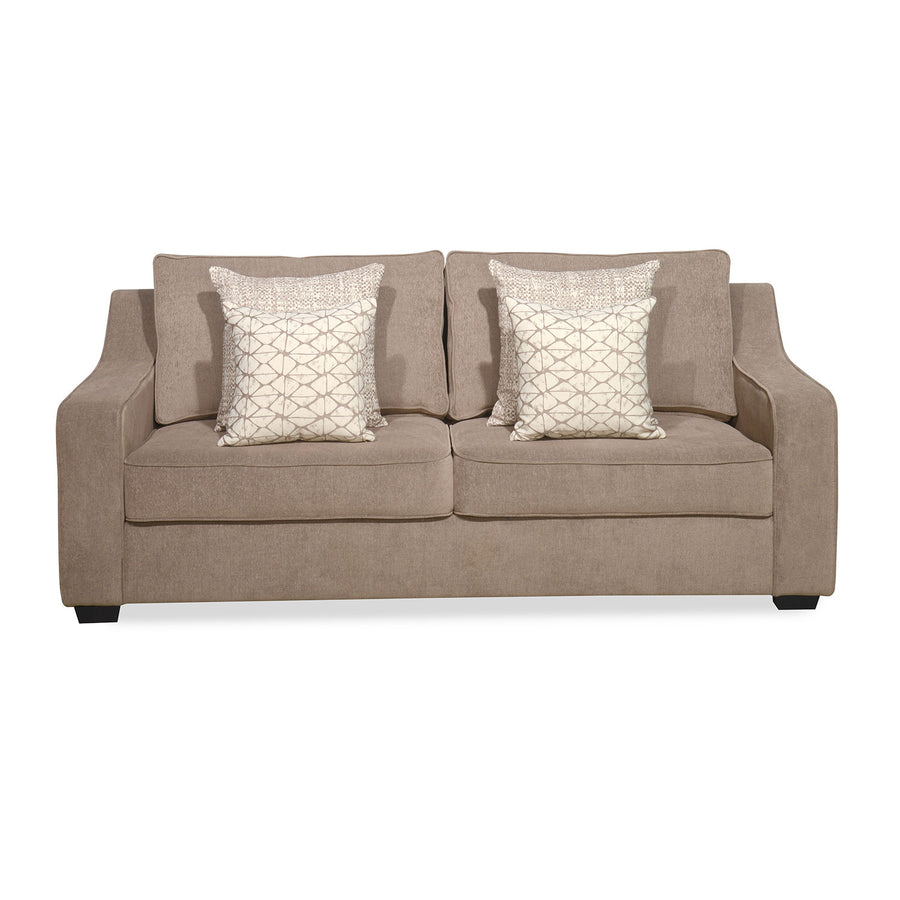 Oswald 3 Seater Sofa (Brown)