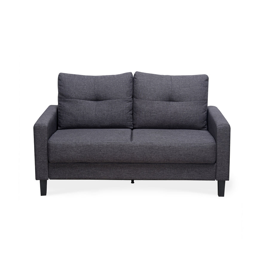 Parry 2 Seater Sofa (Grey)