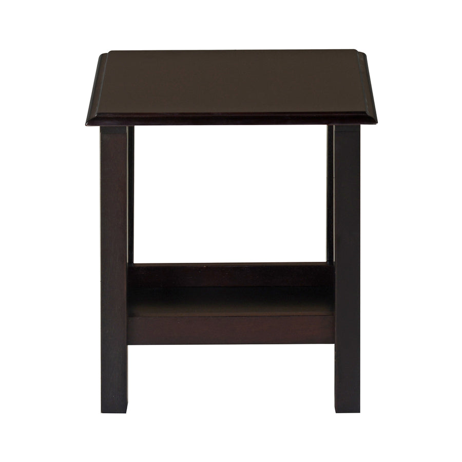 Patty Side Table (Dark Cappuccino)