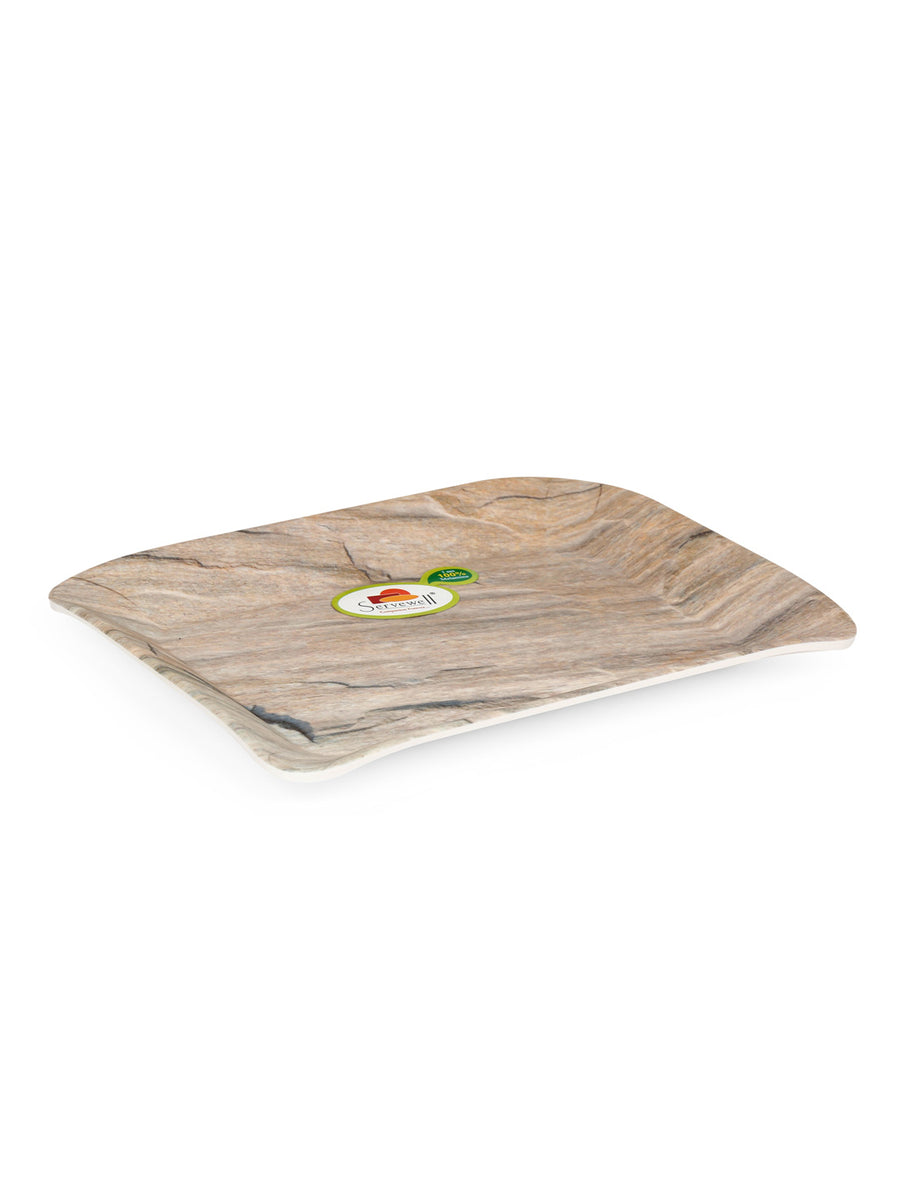 Servewell Tray Small Tropical Bn22X16Cm S2521 (Tropical)