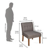 Pike Occassional Chair (Brown)