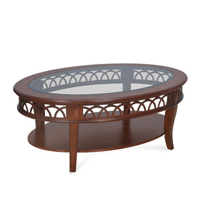 Pisces Center Table (Brown)