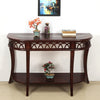 Pisces Console Table (Brown)