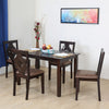Precious 4 Seater Dining Kit Antique (Oak)