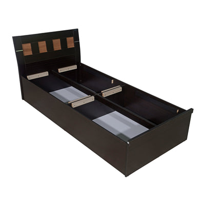 Reegan Single Bed (Wenge)