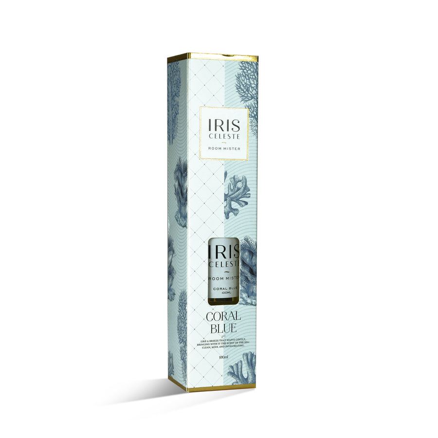 Iris Room Mister 100Ml( Elegant Galss Bottle)