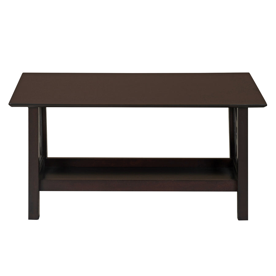 Rory Center Table (Dark Cappucino)