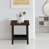 Rory Side Table (Dark Cappucino)