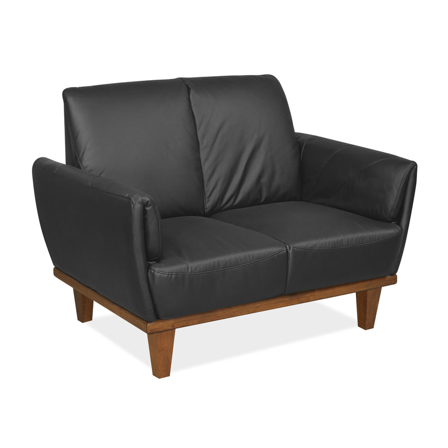 Royce 2 Seater Sofa (Black)