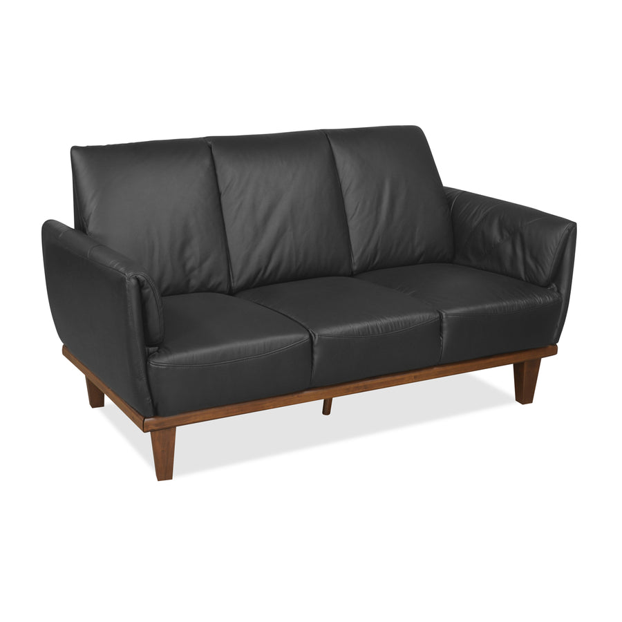 Royce 3 Seater Sofa (Black)