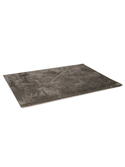 Lurex Shaggy Rugs (Grey)