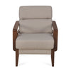 Sailor 1 Seater Sofa (Taupe Brown)