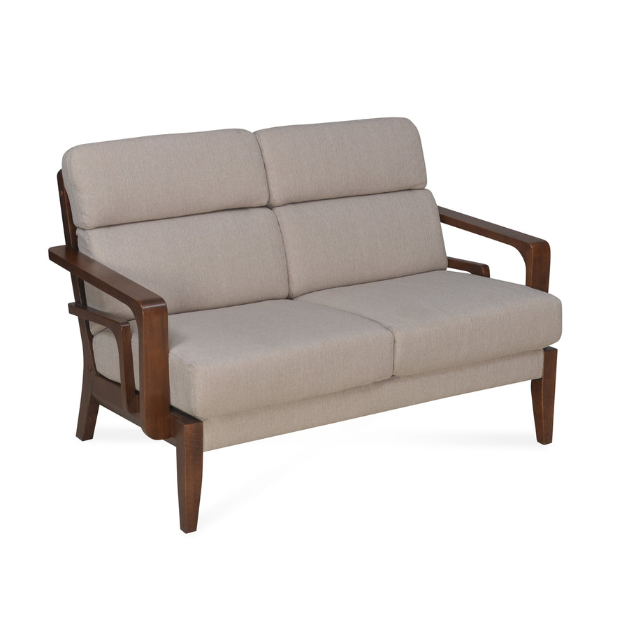Sailor 2 Seater Sofa (Taupe Brown)