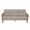 Sailor 3 Seater Sofa (Taupe Brown)