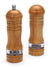 Salt & Pepper Mill Set 16 Cm Wood (Brown)