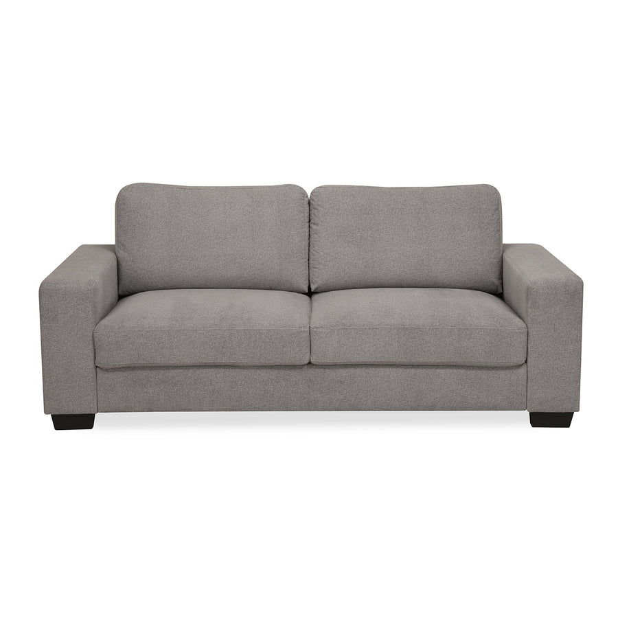 Shirley 3 Seater Sofa (Brown)