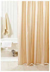 Obsessions Shower Curtains Shower Curtain Hilton 180X200 Stucco