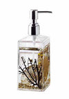 Obsessions Soap Dispenser Agua Acrylic Soap Dispenser-Na-2889-48Go