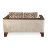 Sobo 2 Seater Sofa (Cedar Brown)