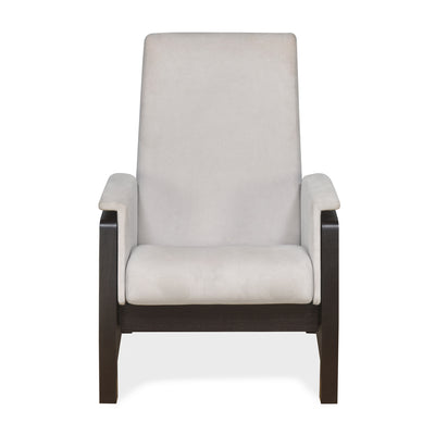 Somerset Glider Arm Chair (Light Grey)