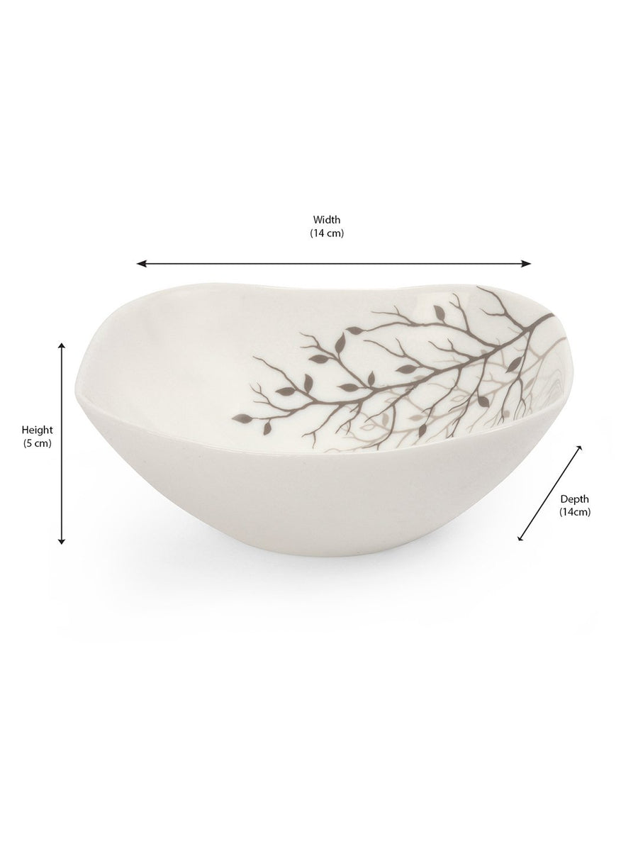 Quadra Autumnal Soup Bowl (Multicolor)