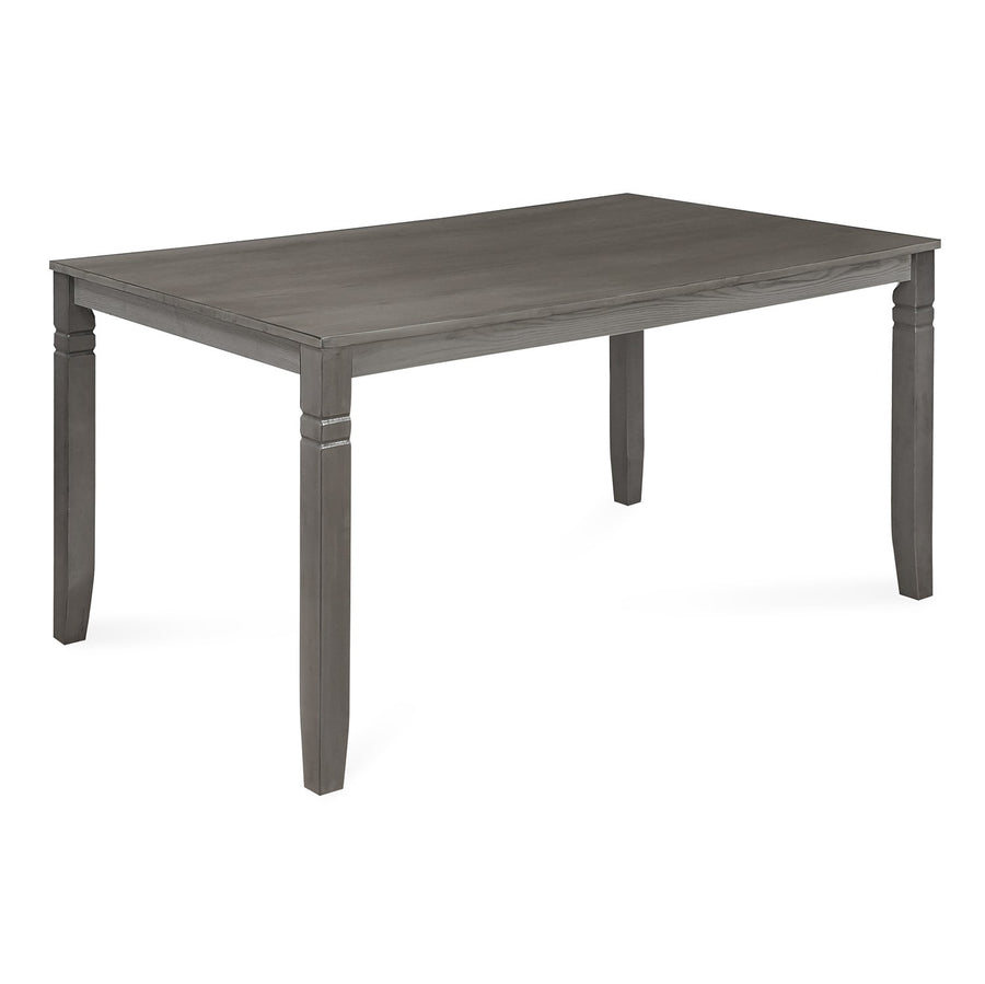 Standfield 6 Seater Dining Table (Grey)