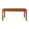 Stassy 6 Seater Dining Table (Brown)